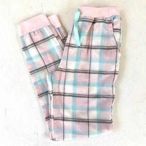 3/$25 Tucker & Tate Plaid Flannel PJ Pants